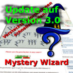Mystery-Wizard: Update auf Version 3.0!