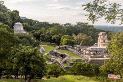 Geocaching & Sightseeing auf Yucatán – Palenque