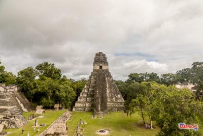 Geocaching & Sightseeing auf Yucatán – Tikal & Yaxhá