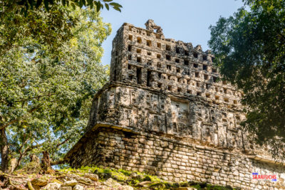 Geocaching & Sightseeing auf Yucatán – Yaxchilán