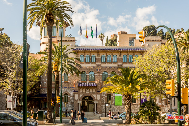 Malaga Altstadt Karte.Geocaching In Andalusien Malaga Saarfuchs On Tour