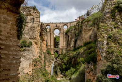 Geocaching in Andalusien – Ronda