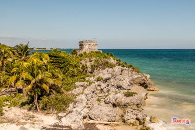 Geocaching & Sightseeing auf Yucatán – Tulum