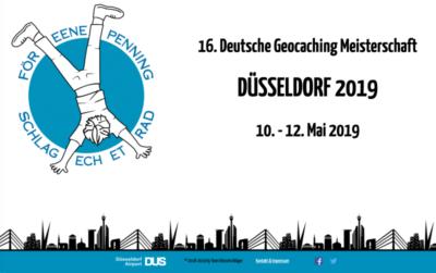 16. Deutsche Geocaching Meisterschaft: Licht und Schatten! (Teil 1)
