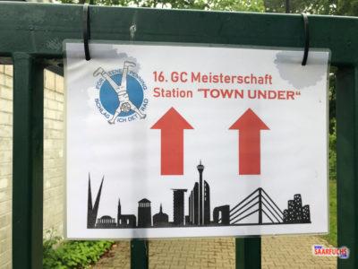 16. Deutsche Geocaching Meisterschaft: Licht und Schatten! (Teil 2)