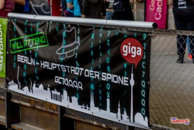 Berlin - Hauptstadt der Spione – Mein Besuch beim Giga!