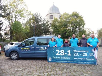 Europa in Büren 28-1: Interview mit dem Orga-Team