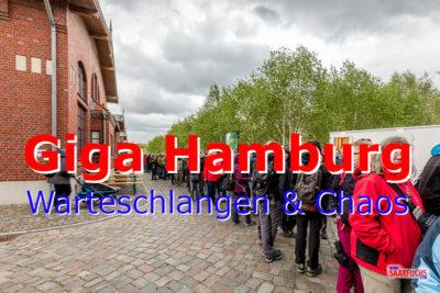 Project Hamburg - Im Wandel der Zeit - Mein Besuch beim Giga!