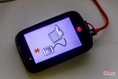 Falk Tiger GPS - es geht weiter: neue Updates!