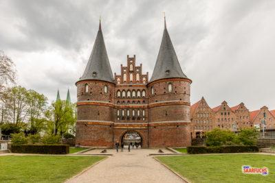Geocaching in Lübeck und der Sprung nach Dänemark