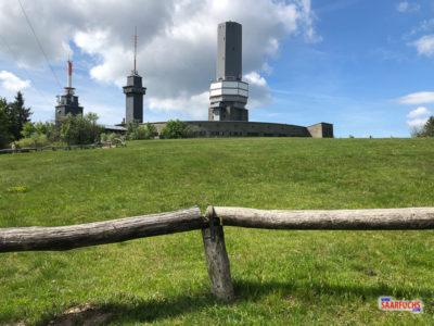 Geocaching-Tour durch den Taunus und seine Umgebung