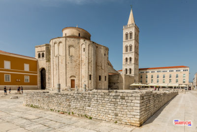 Geocaching und Sightseeing in Zadar und im Nationalpark Paklenica