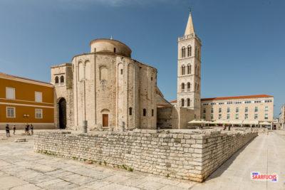 Geocaching und Sightseeing in Zadar und im Nationalpark Paklenica