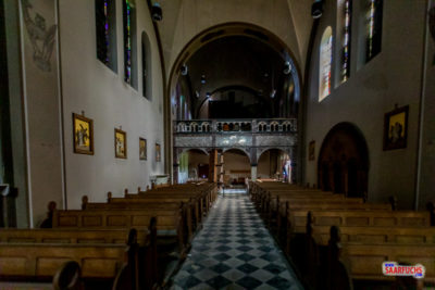 LP: Die verlassene Klosterkirche St. Anna