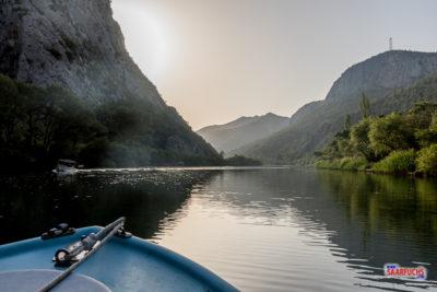 Geocaching und Sightseeing in Split und Omiš