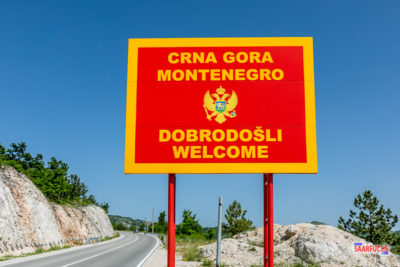 Geocaching und Sightseeing in Montenegro