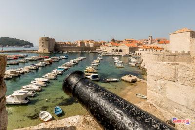 Geocaching und Sightseeing in Dubrovnik