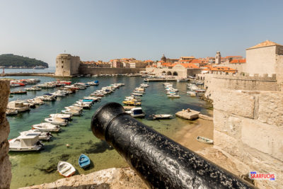 Geocaching und Sightseeing in Dubrovnik