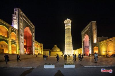 Geocaching und Sightseeing in Usbekistan: 1001 Nacht in Buchara (2/2)