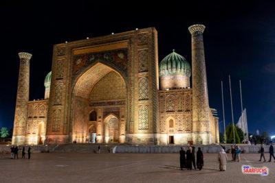 Geocaching und Sightseeing in Usbekistan: Samarkand - die Perle des Orients (2/2)