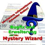 Mystery-Wizard: Bugfix und Kopieren im Kontextmenü