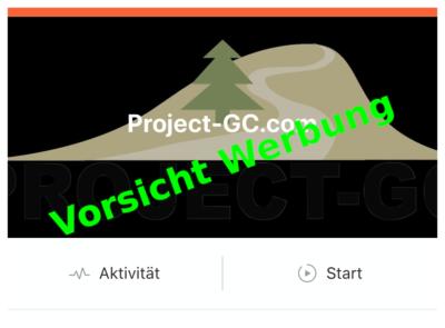 Fünf Labcaches bei project-gc.com