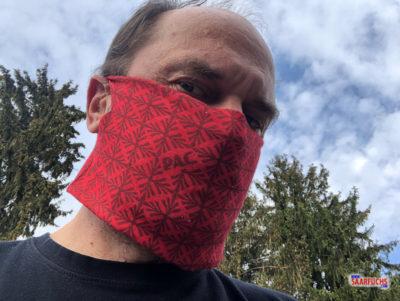 Test und Gewinnspiel: Die P.A.C. Mund-Nasen-Maske
