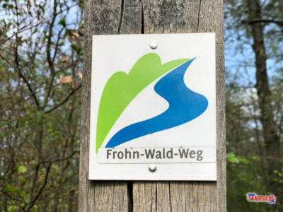 Geocaching & Wandern: Der Frohn-Wald-Weg