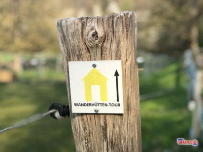 Geocaching & Wandern: Der Hüttenwanderweg