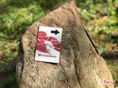 Geocaching & Wandern: Der PS Felsenwald