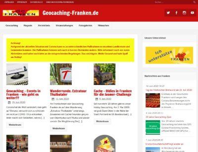 Geocaching-Franken (Blogvorstellung)