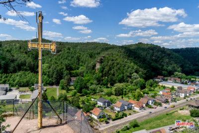Geocaching & Wandern:  Dahner Rundwanderweg