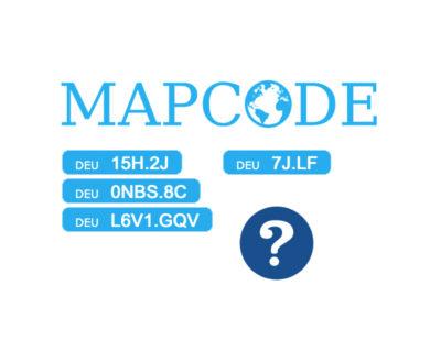 Das kleine Mapcode Tutorial