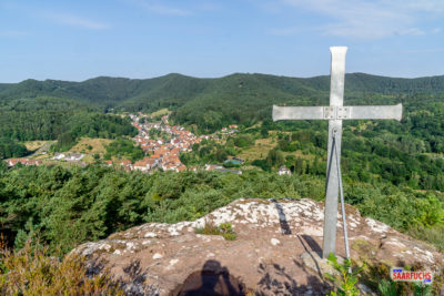 Geocaching & Wandern: Rimbach-Steig