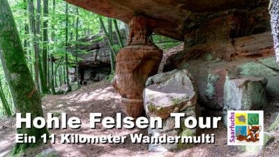 Wandermulti: Hohle Felsen Tour [Video]
