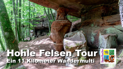 Wandermulti: Hohle Felsen Tour [Video]