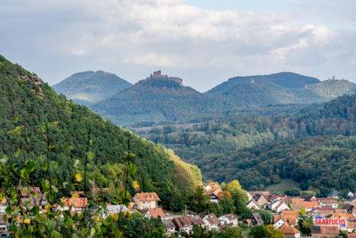 Geocaching & Wandern: Die Geiersteine-Tour