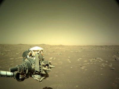 Der NASA-Rover Perseverance Trackable kann geloggt werden!
