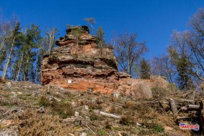 "Wandermulti: Keep on rockin' - Rauschloch-Felsen ""der Multi"""