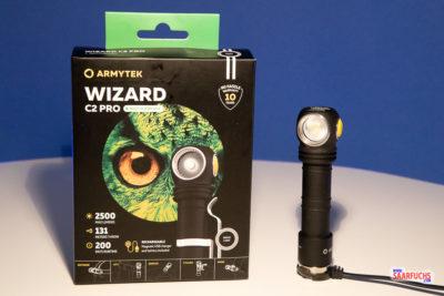 Armytek Wizard C2 Pro – mein Lampen-Test