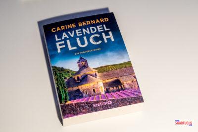 Lavendel Fluch - kein Geocaching-Krimi (Buchbesprechung)