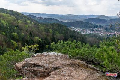 Wandermulti: Felsenland Pfalz - 5 Ausblicke