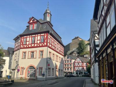 Geocaching-Tour zum 8. Jahr nach Dillenburg