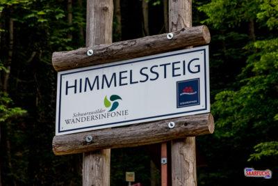 Der Himmelssteig - Deutschlands höchstbewerteter Premiumwanderweg