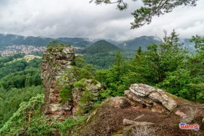 Spirkelbacher Rauhberg-Tour: Wandern, Geocaching und ein Lostplace