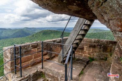 Vier Burgen Tour: Tolle Burgen mit grandiosen Aussichten
